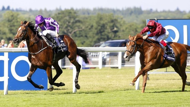 Highland Reel wins King George for Moore & O'Brien