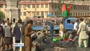 Six One News Web: At least 61 people have been killed and over 140 injured in Kabul blast
