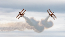 A total of 27 jets and 46 aircraft are featuringin the two-day event (Pic: Joe Keogh Photography)