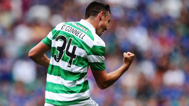 Ireland U21 starlet O'Connell shines for Celtic