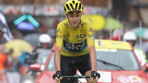 Chris Froome is bidding for a fourth Tour de France title
