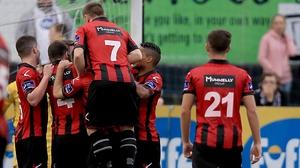 Longford Town dug out a crucial point against Sligo Rovers