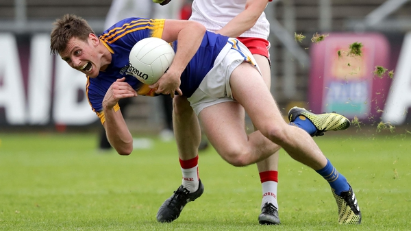 Conor Sweeney stepped up to the plate for Tipperary