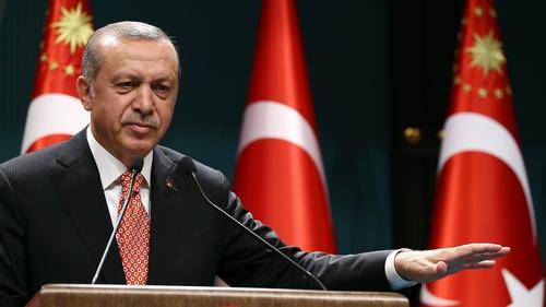 Recep Tayyip Erdogan has said the purge is needed