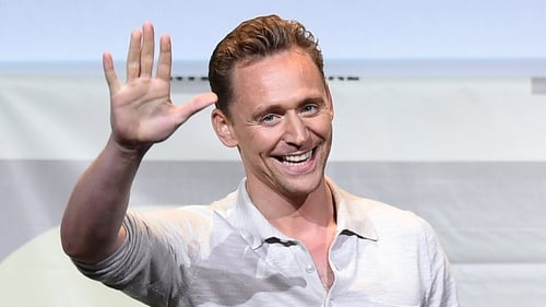 """Hiddleston - """"I never make plans because every time I've tried to make plans life is full of surprises"""""""