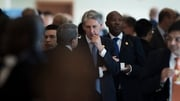Philip Hammond attended the G20 meeting in China
