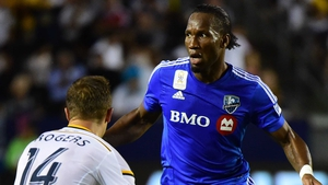 Didier Drogba's charity came under the spotlight in April