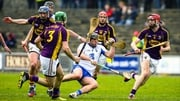 Waterford defeated Wexford in the League quarter-finals in April