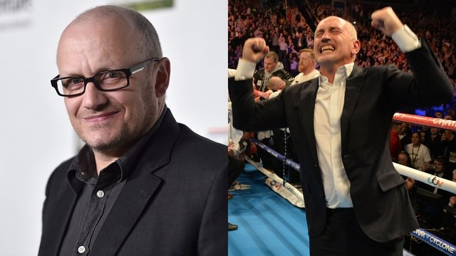 Abrahamson limbers up for boxing film with McGuigan