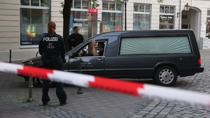 Police said 12 people were wounded in the attack