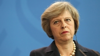 May rules out second EU referendum