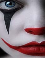 In The Wings - The Carpet Clown by James Butler