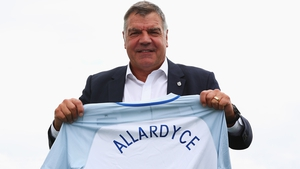 Sam Allardyce was only appointed 66 days ago