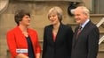 One News Web: May promises to work for 'practical solution' to border issue