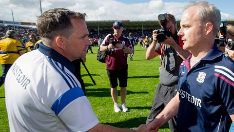 The Sunday Game Extras: Davy Fitzgerald pays tribute to 'fired-up' Galway