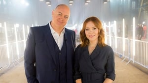 Dara Ó Briain and Angela Scanlon have taken over the hosting duties