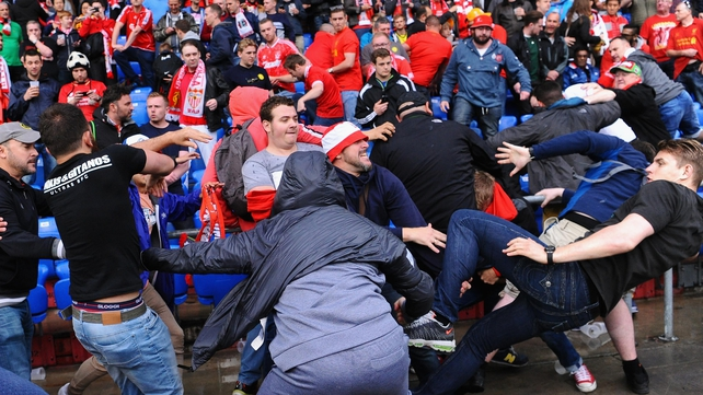 Liverpool fined €16K by UEFA for crowd trouble
