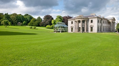 Co Laois's Ballyfin is the top-ranked Irish hotel in the Condé Nast Traveler list