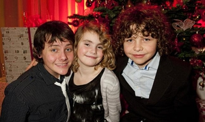 Back in the day. The adorable Outnumbered kids as we all remember them