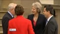 May hopes practical solution can be found to border issue