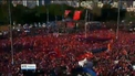Thousands support Turkish government in rally