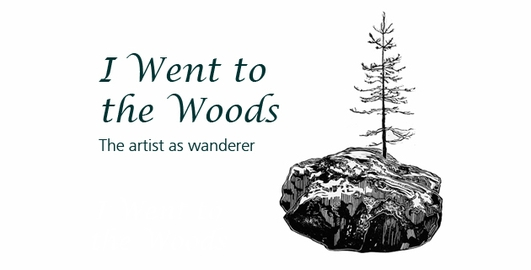 "Review: ""I Went To The Woods: The Artist As Wanderer"" at the Glucksman Gallery"