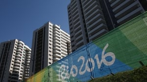 The Olympic Village in Rio