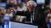 The Democratic National Convention is taking place in Philadelphia