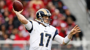 Case Keenum was allowed to continue playing after suffering a head injury