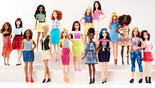 Beat it Barbie