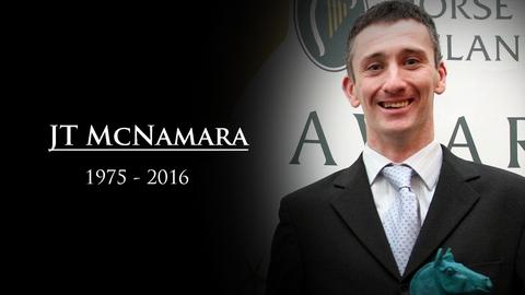 JT McNamara passes away