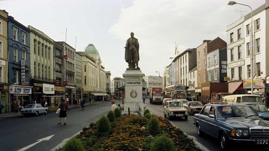 Gender Balance of Cork Statues
