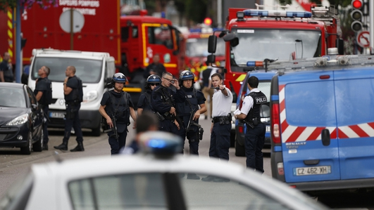 France Terror Attacks