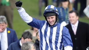 JT McNamara had four winners at Cheltenham