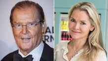 Roger Moore has said he's heartbroken following the death of his step-daughter