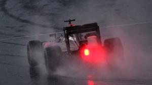 Fernando Alonso at the Hungarian GP