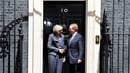 Enda Kenny held talks with Theresa May at Downing Street