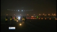 One News Web: Solar-powered plane circles the globe without fuel