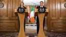 Enda Kenny and Theresa May held a joint press conference this afternoon