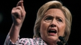 Clinton makes history as Democratic nominee