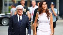 Bernie Ecclestone met Fabiana Flosi in 2009