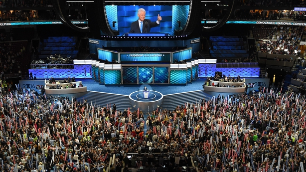 Democratic Party convention