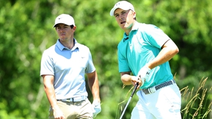 Rory McIlroy and Jordan Spieth will meet at this week's US PGA Championship