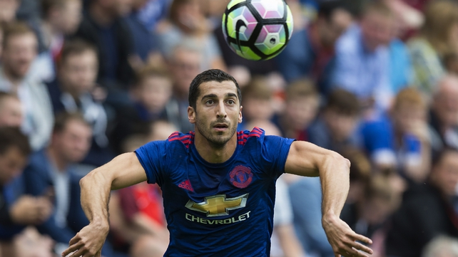 Mkhitaryan spurred to succeed by family tragedy