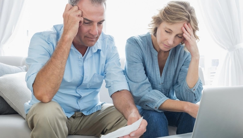 Debt is the ultimate four-letter word when it comes to financial stress.