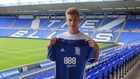 Cleary joins Birmingham after Liverpool release