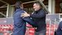 Keane takes in Barca training ahead of Dublin date