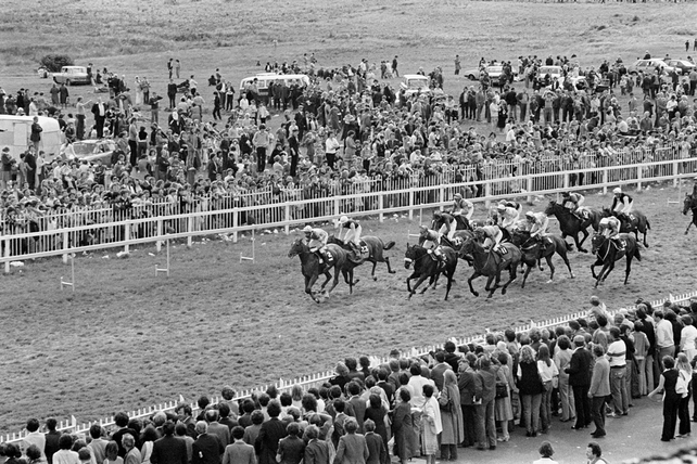 Galway Races 1980
