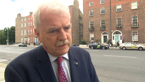 Finian McGrath said the Independent Alliance is calling for pension payments to be introduced sooner rather than later