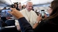 Pope says 'world at war', but not a religious war